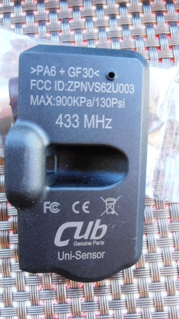 [Tuto] Changement des Sensors RDK 510