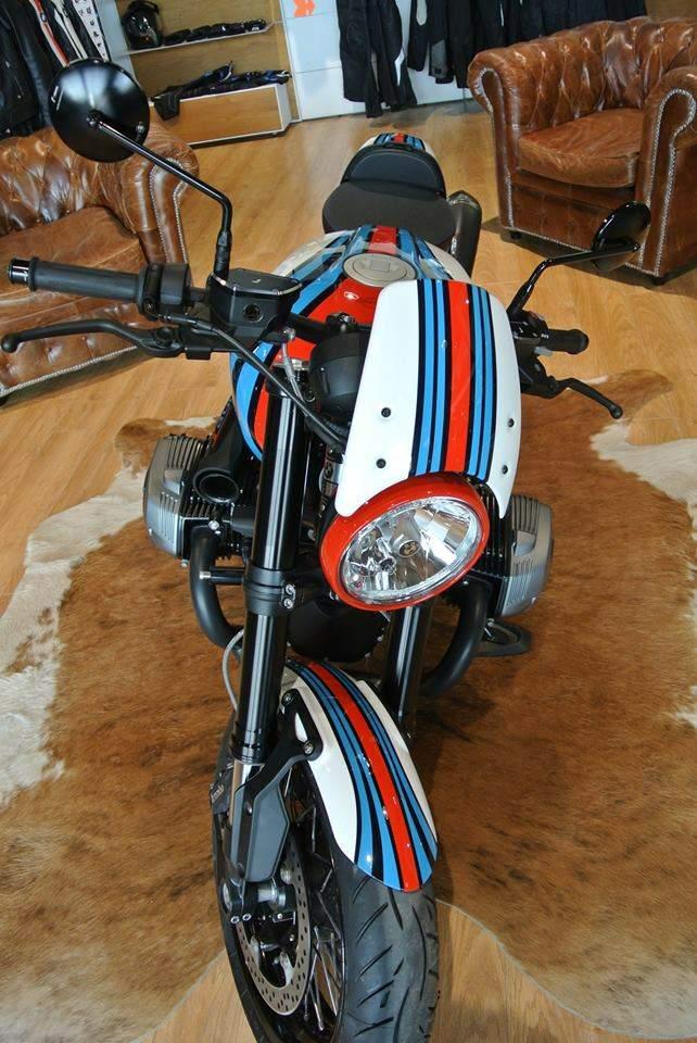 Painting Bmw Cafe racer BMW Motor Sport Bmw_r_10