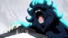Kuro et la paresse. Lion_n10