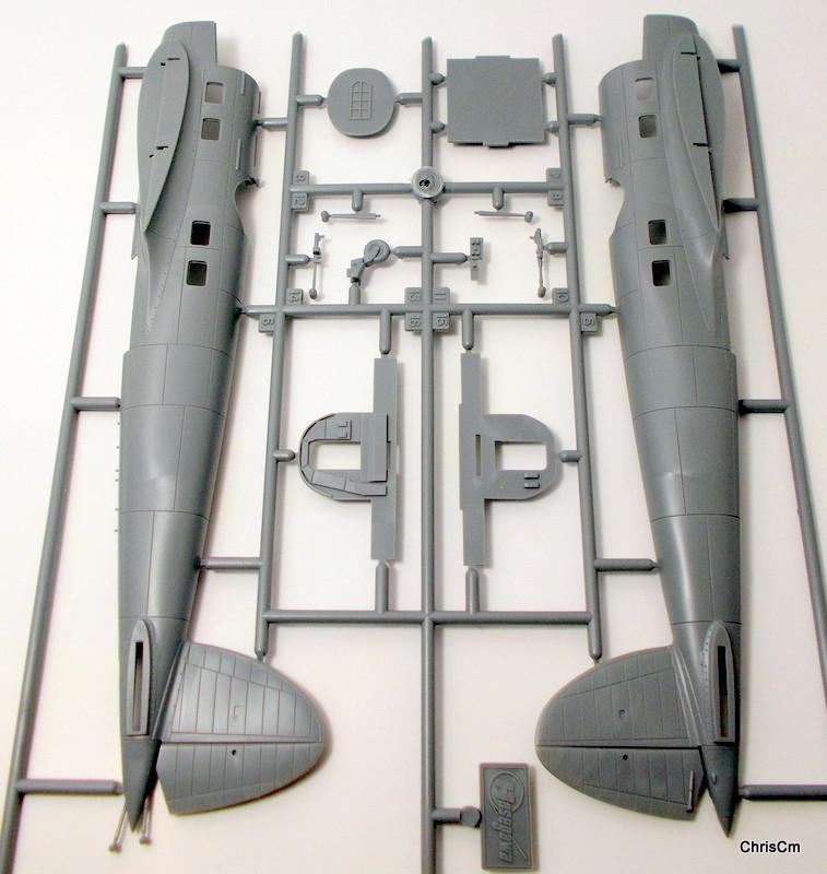 """[Hasegawa] Heinkel He 111 H6 """"TORPEDO BOMBER""""  Dscn0438"""