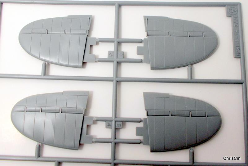 """[Hasegawa] Heinkel He 111 H6 """"TORPEDO BOMBER""""  Dscn0442"""