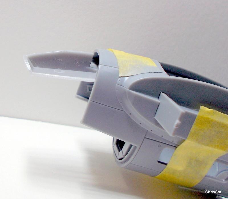 """[Hasegawa] Heinkel He 111 H6 """"TORPEDO BOMBER""""  Dscn0473"""