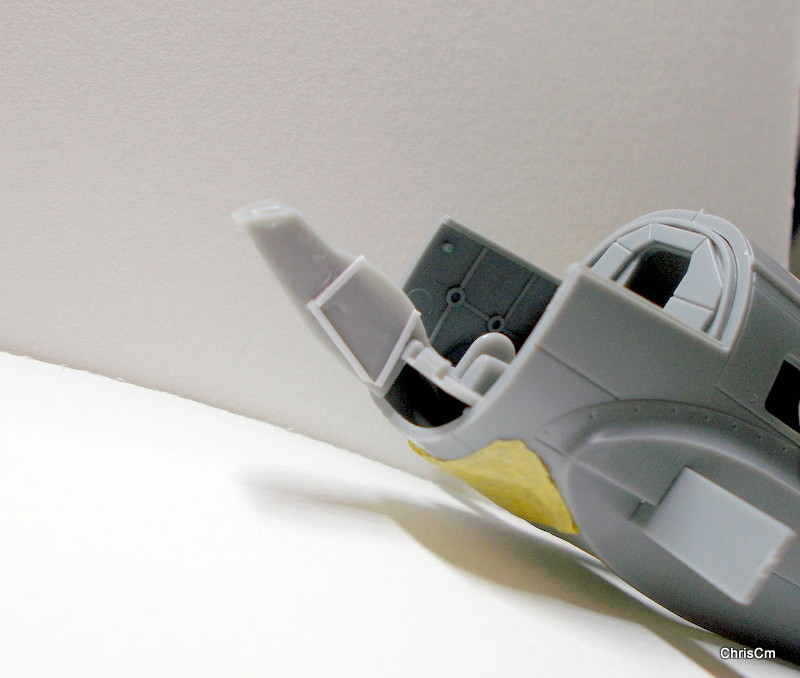 """[Hasegawa] Heinkel He 111 H6 """"TORPEDO BOMBER""""  Dscn0475"""