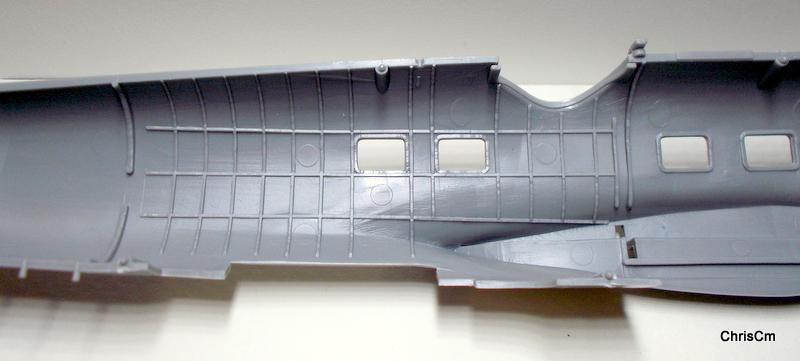 """[Hasegawa] Heinkel He 111 H6 """"TORPEDO BOMBER""""  Dscn0514"""
