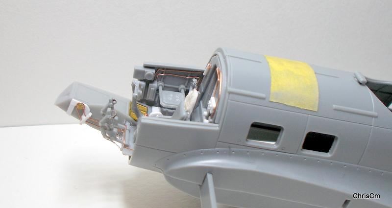 """[Hasegawa] Heinkel He 111 H6 """"TORPEDO BOMBER""""  Dscn0546"""