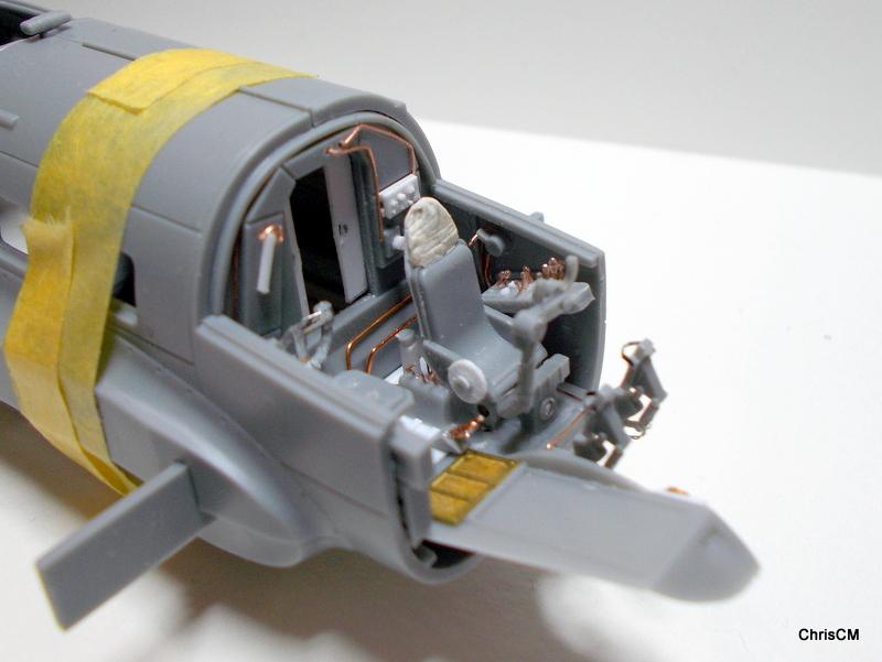 """[Hasegawa] Heinkel He 111 H6 """"TORPEDO BOMBER""""  Dscn0550"""