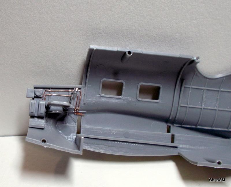 """[Hasegawa] Heinkel He 111 H6 """"TORPEDO BOMBER""""  Dscn0552"""
