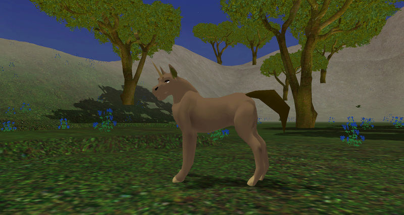 Playble Horse W.I.P Screen11