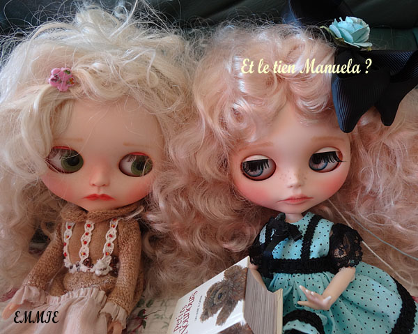 Silver, Blythe custom par Zuzana;  Manuela et Perle - Page 2 1211