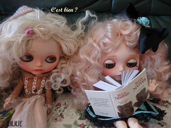 Silver, Blythe custom par Zuzana;  Manuela et Perle - Page 2 711