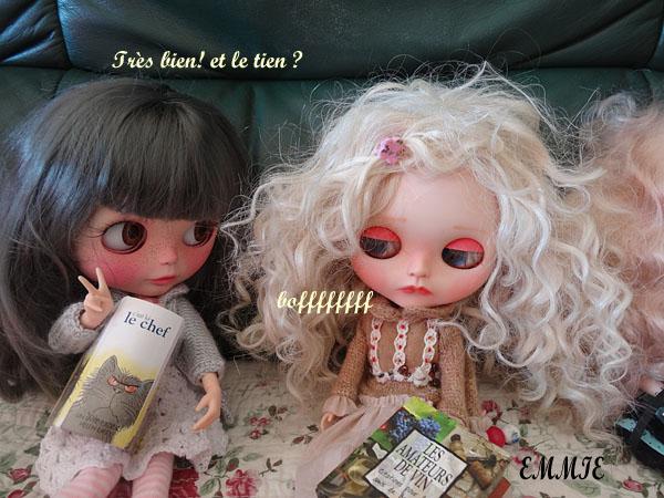 Silver, Blythe custom par Zuzana;  Manuela et Perle - Page 2 911