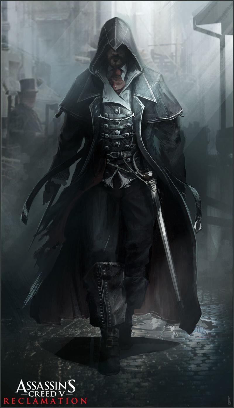 Morgan Crowe, The Gentleman Hunter Crowe10
