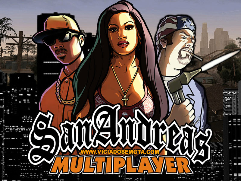 GTA-SAMP LuizFenix