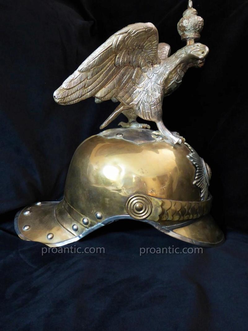 Casque de chevalier garde Rus_310