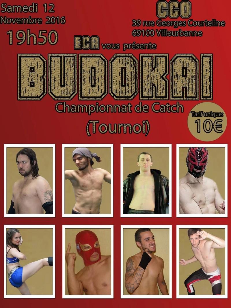 ECA - Championnat de Catch - Budokai (12 Novembre - Lyon) 14407910