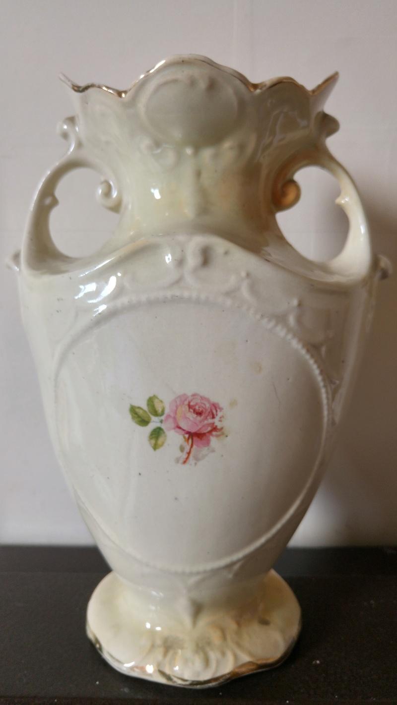 Irish urn vase stamped identification help 20160911