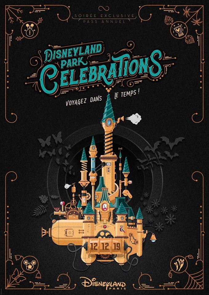 [Soirée PA] Disneyland Park Celebrations (12 décembre 2019) - Page 2 75481810
