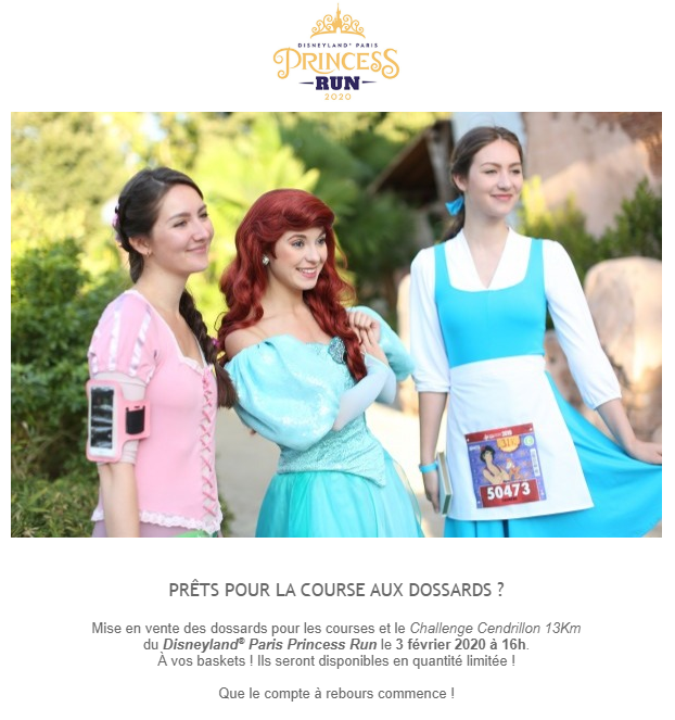 Disneyland Paris Princess Run [Annulé] - Page 3 Disney11