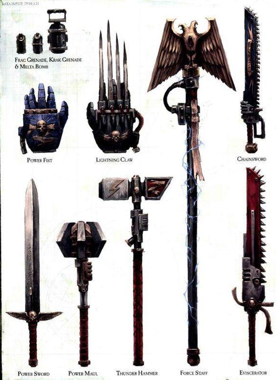 Armurie de Guerre du Seigneur Capitaine 812dca10