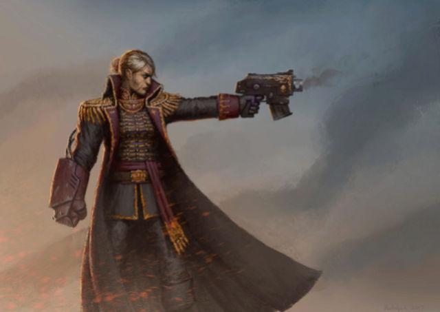 Seigneur Général Major Regara et ses Subordonnés Commis10