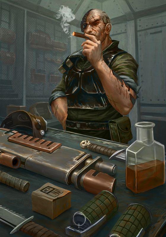 Armurie de Guerre du Seigneur Capitaine D692da10