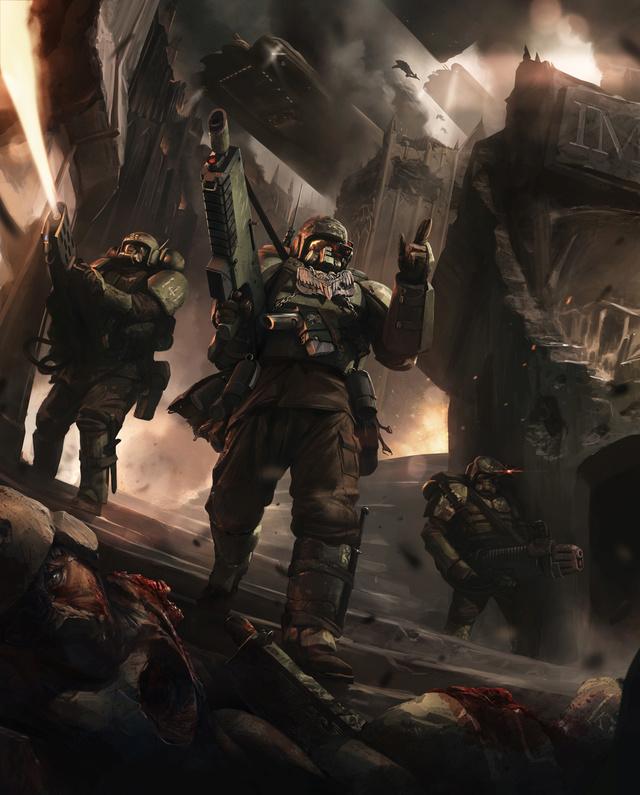 Seigneur Général Major Regara et ses Subordonnés Ef356010
