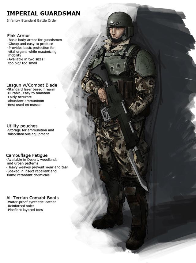 Seigneur Général Major Regara et ses Subordonnés Guards10