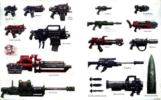 Armurie de Guerre du Seigneur Capitaine Imperi11