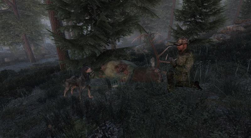 Halloween 2016 - Rocky Mountain Elk (Bestia) zombie 2016-111