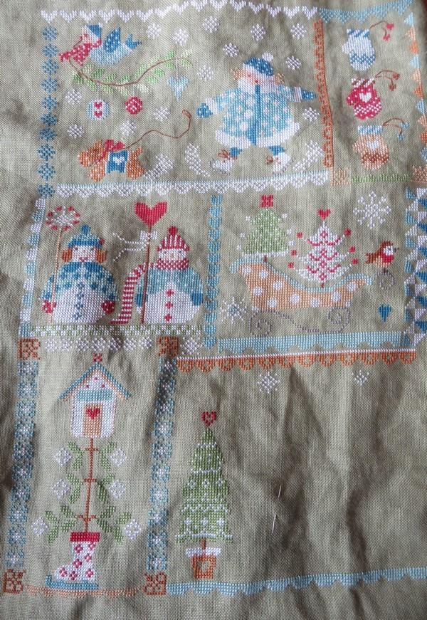 winter in quilt, de Cuore e Batticuore - Page 29 Img_8511