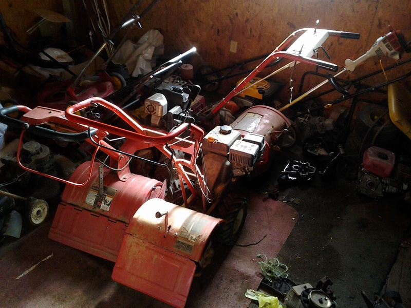 Whats in your garage? 09281625