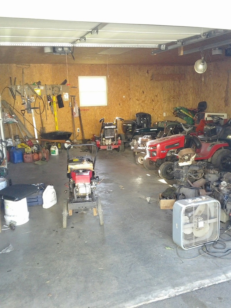 Whats in your garage? 09281630