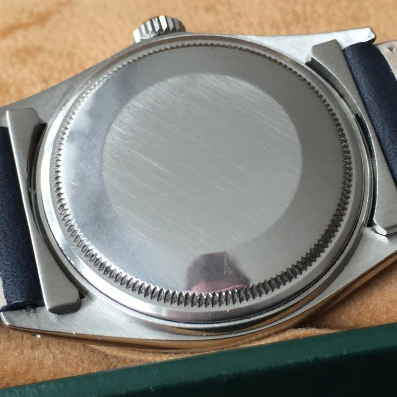Rolex Datejust acier Weissgold 1987 Img_6111