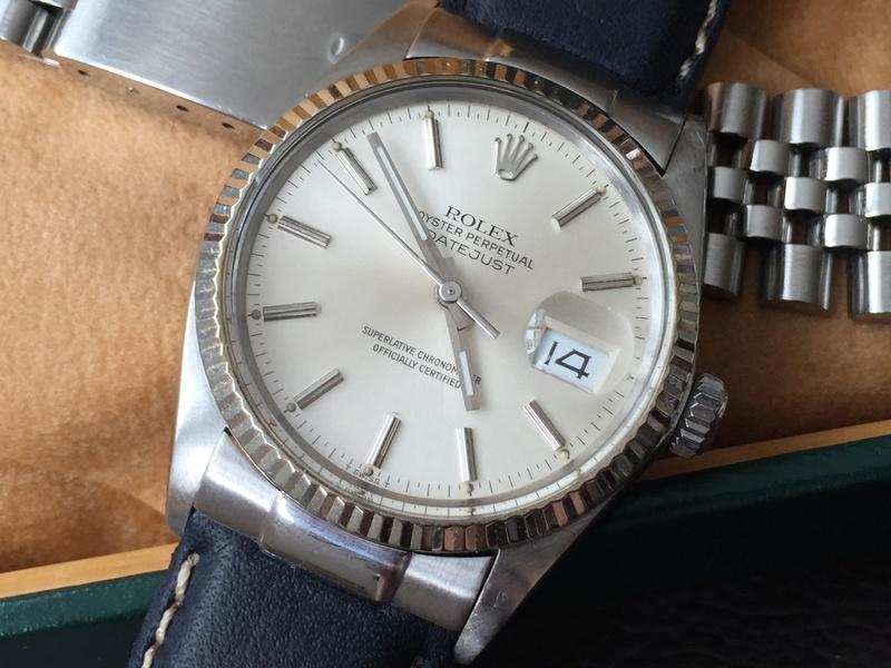 Rolex Datejust acier Weissgold 1987 Img_6113
