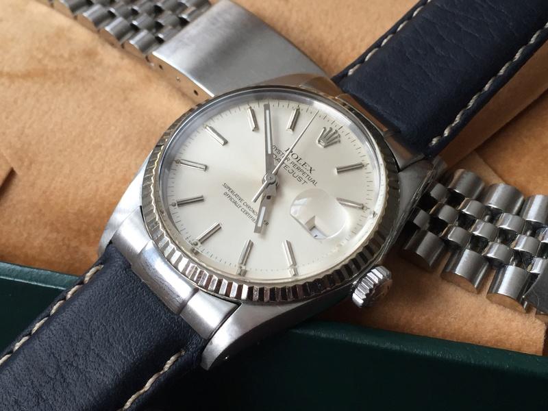 Rolex Datejust acier Weissgold 1987 Img_6114