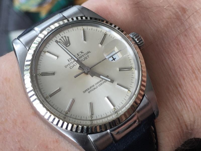 Rolex Datejust acier Weissgold 1987 Img_6115