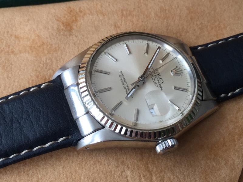 Rolex Datejust acier Weissgold 1987 Img_6117