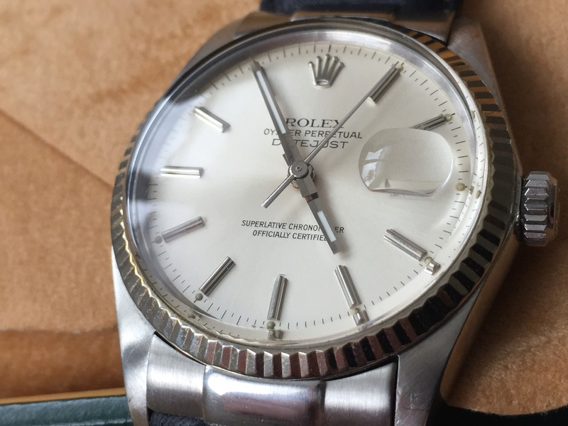 Rolex Datejust acier Weissgold 1987 Img_6118