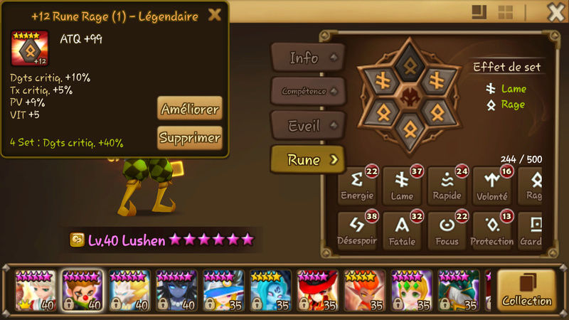 GB 10 question compo/stats pour 100% Screen25