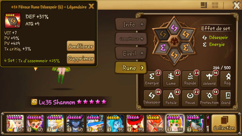 GB 10 question compo/stats pour 100% Screen40