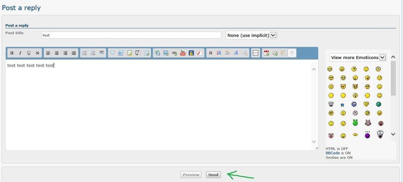 Hoe registreren, inloggen en posten? Forump13