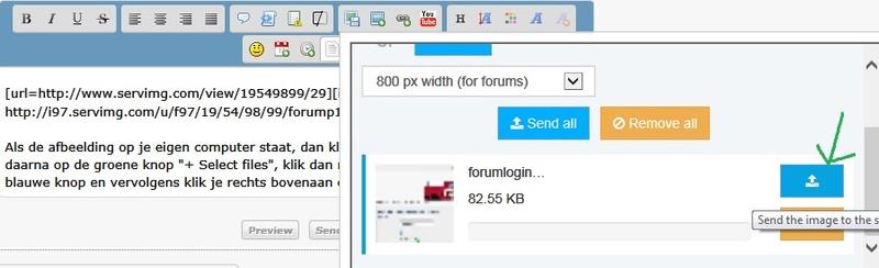 Hoe registreren, inloggen en posten? Forump20