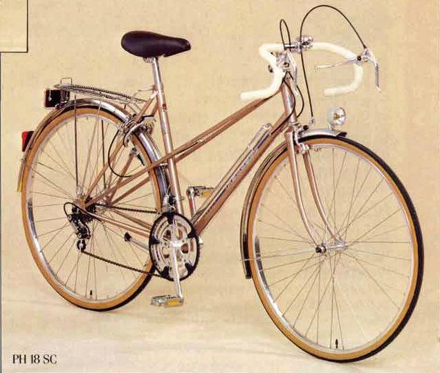 Vélo de ma femme Peugeot Blois Captur11