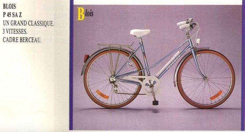 Vélo de ma femme Peugeot Blois Captur13