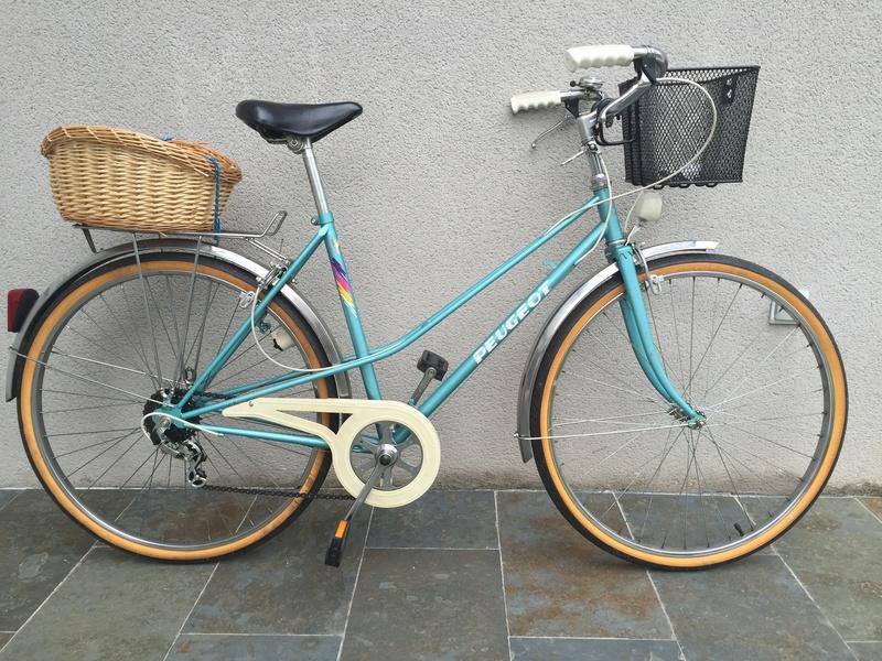 Vélo de ma femme Peugeot Blois Img_8110
