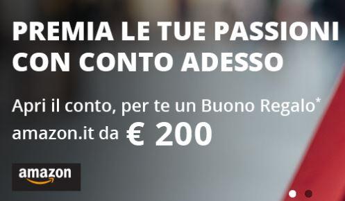 CONTO ADESSO regala BUONO AMAZON € 150 [scaduta il 30/09/2016] - Pagina 2 Cattur10