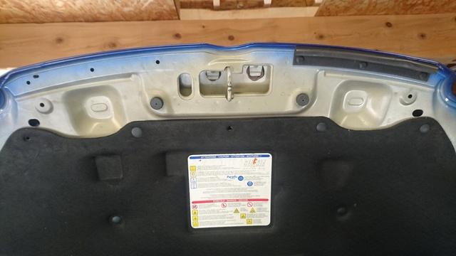 Joint capot moteur calandre  Dsc_2110