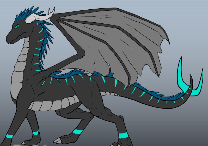 Blaiz, un dragon assez sombre... [MAJ: 20/juillet/2017] Blaiz11