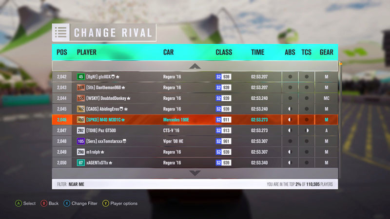 (FH3) Byron Bay High Speed Sprint (Results up!) Screen39
