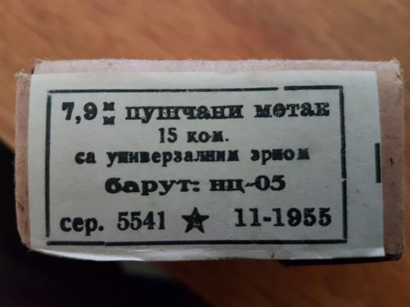 8 x 57 surplus Yougoslave - Page 2 20161016